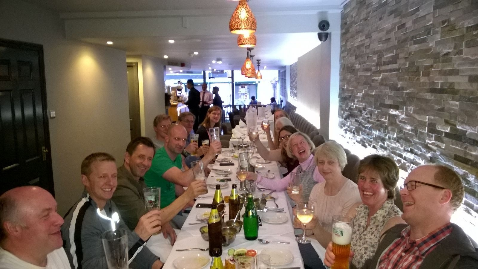 european masters - celebration curry