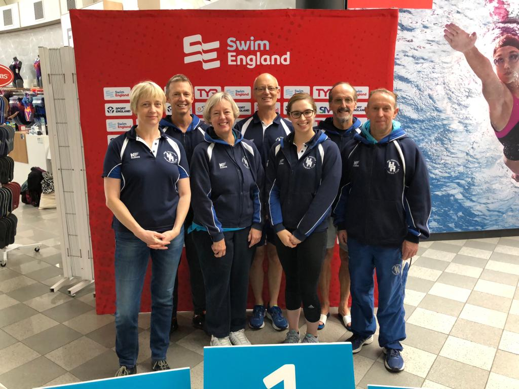 HHSC National Masters Squad